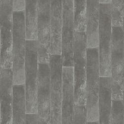 Suelos Vinílicos para Hogar | EXCLUSIVE 260 ILLUSION |                                                          Polished Concrete Wood DARK GREY