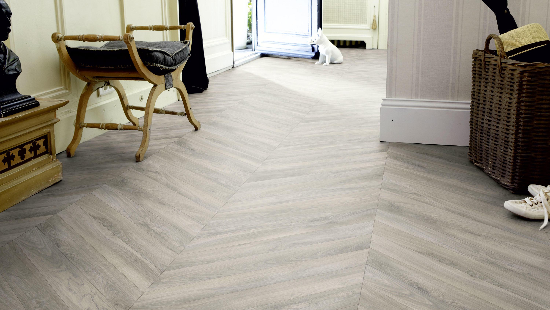 Cushioned flooring goliath tarkett for Main floor