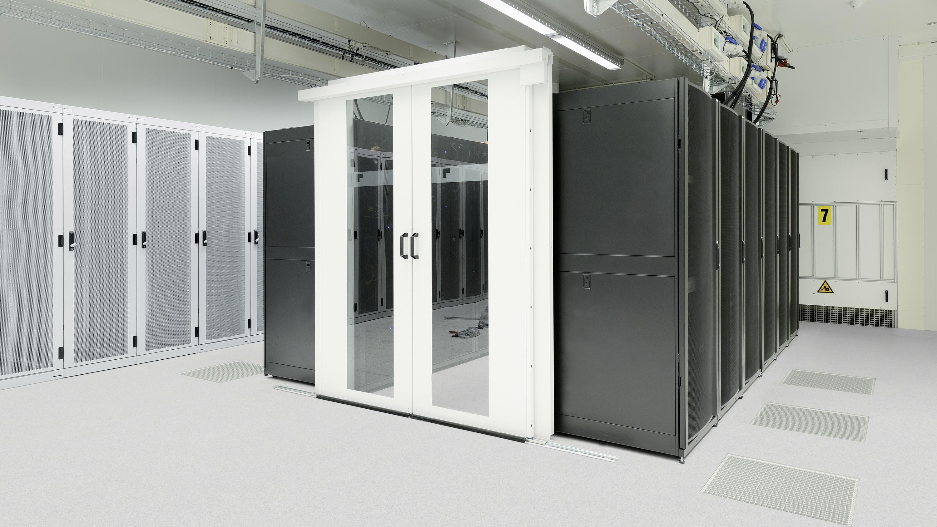 Server room floors - Sustainability - Workplace, business & office ...