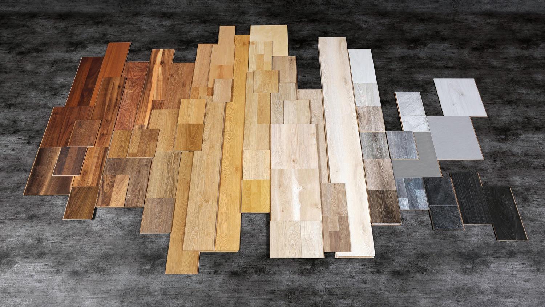 Vælg det rigtige gulv - Lægning og vedligeholdelse