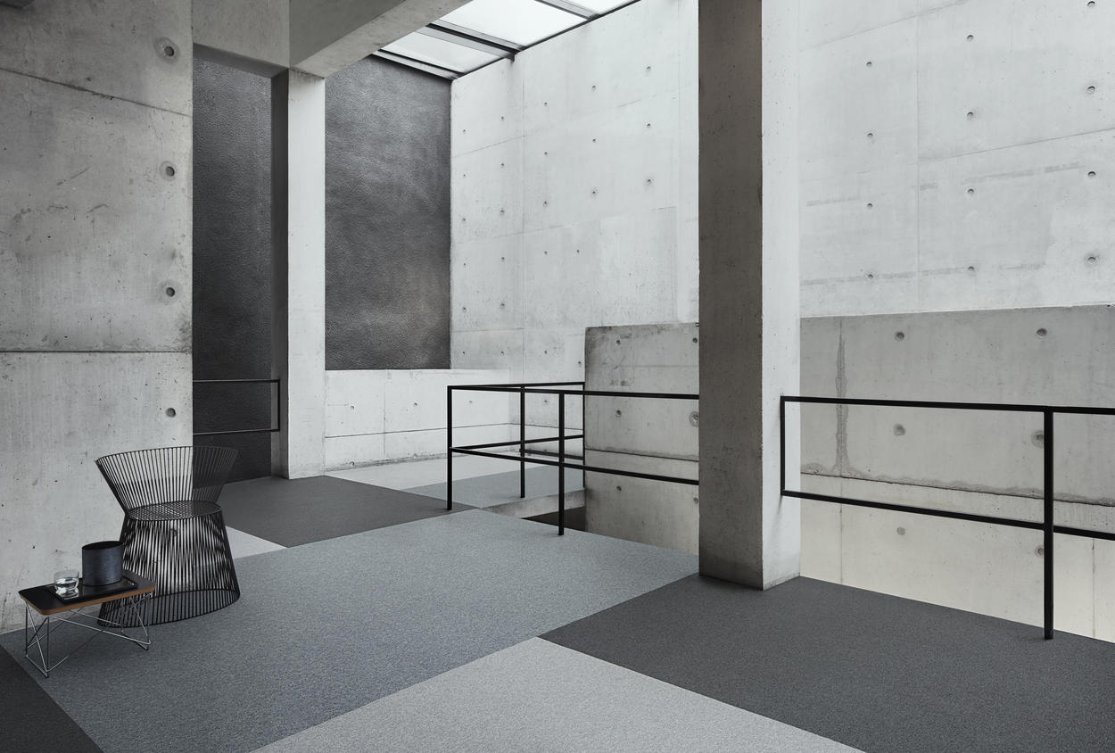 Natural Nuances from Desso, to create calm and minimalist interiors