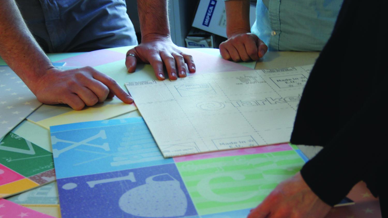 4 questions posées aux designers Tarkett