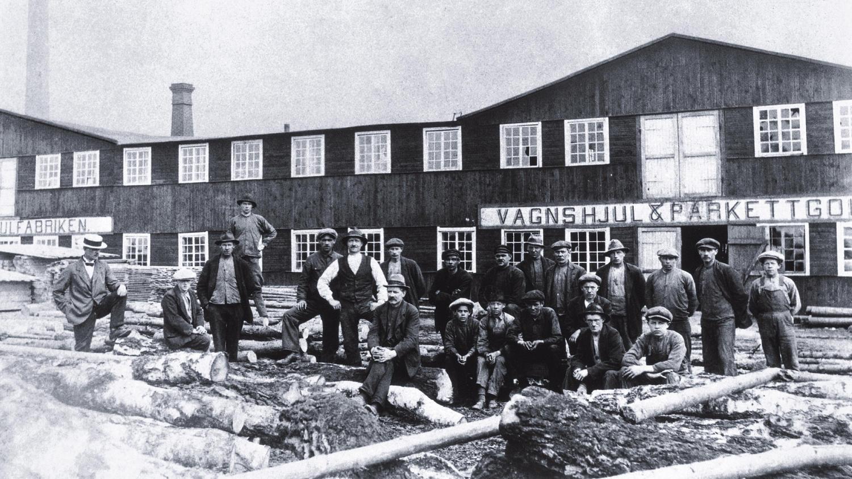 L'histoire des revêtements de sol en vinyle
