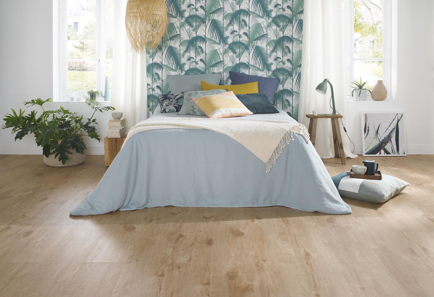 Vælg det rigtige gulv - Gulve til alle rum og smag