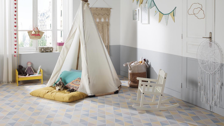 vinylboden exclusive 300 imagine für kinderzimmer – bodenbelag für