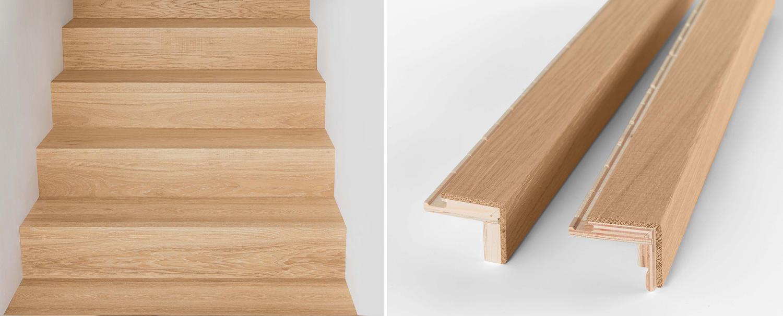Wood Stair Nosings Details