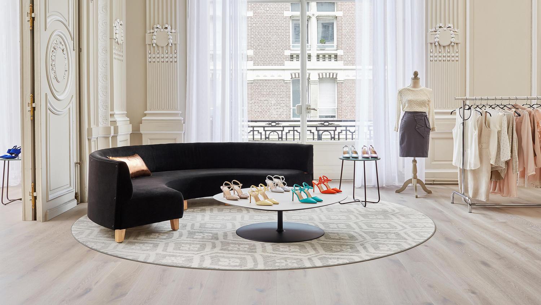 Heirtage wood floors parquet desso textile Desso&ex