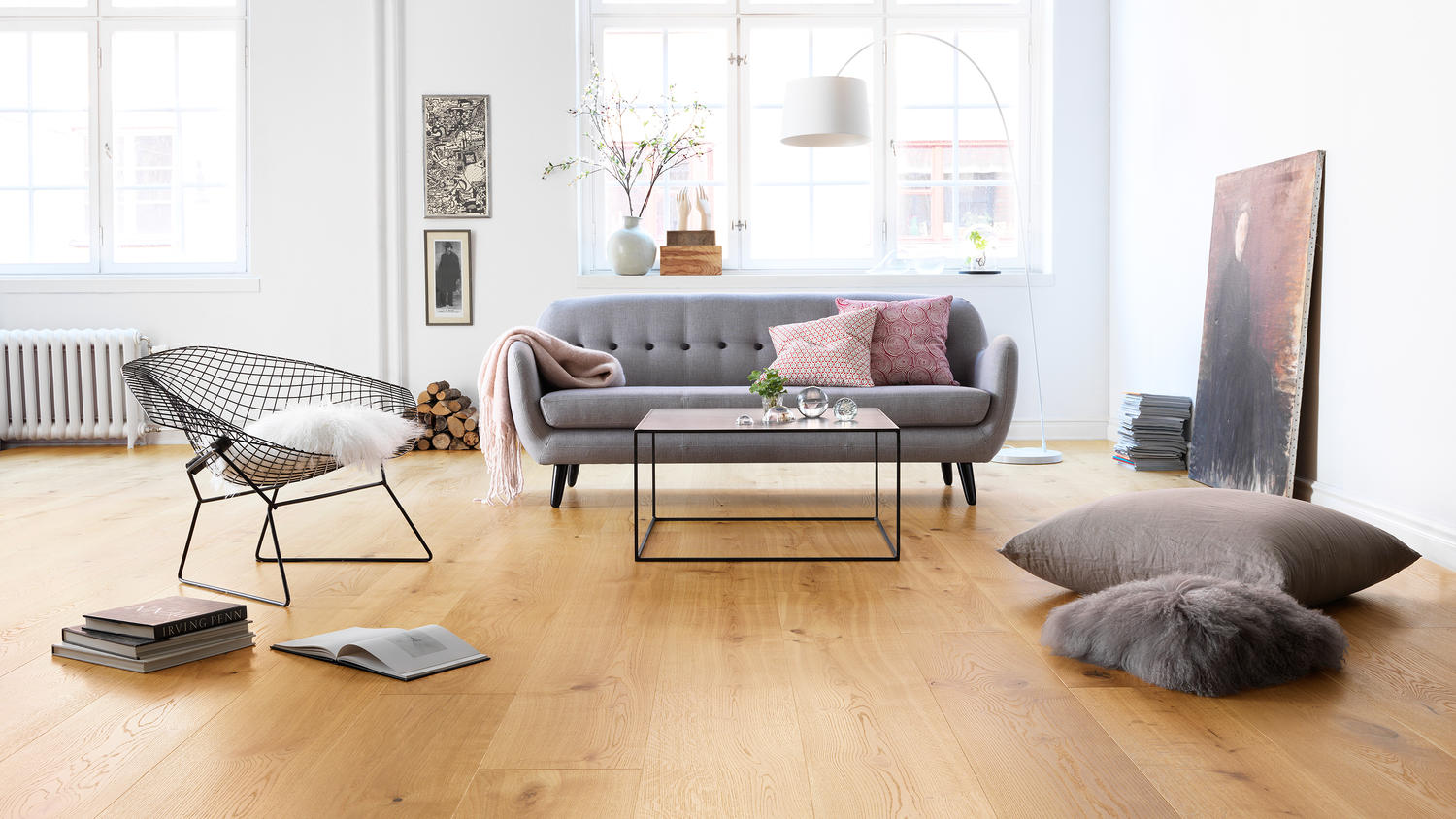 RECREATING SCANDINAVIAN STYLE IN YOUR HOME