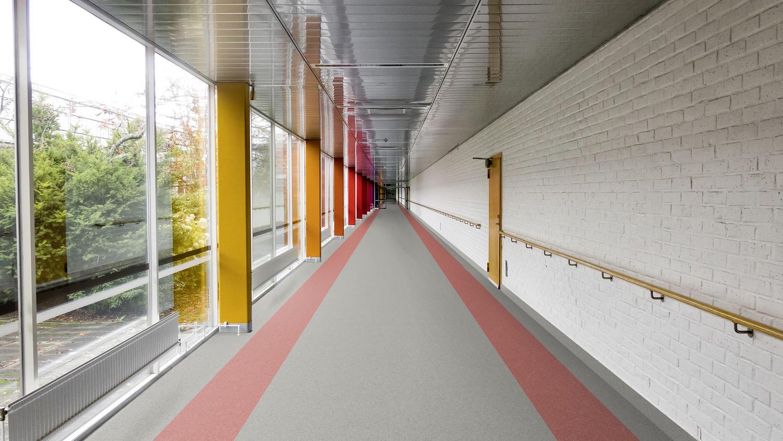 Pvc Boden Design | Homogener Pvc Boden Primo Premium Bodenbelag Fur Gewerbliche