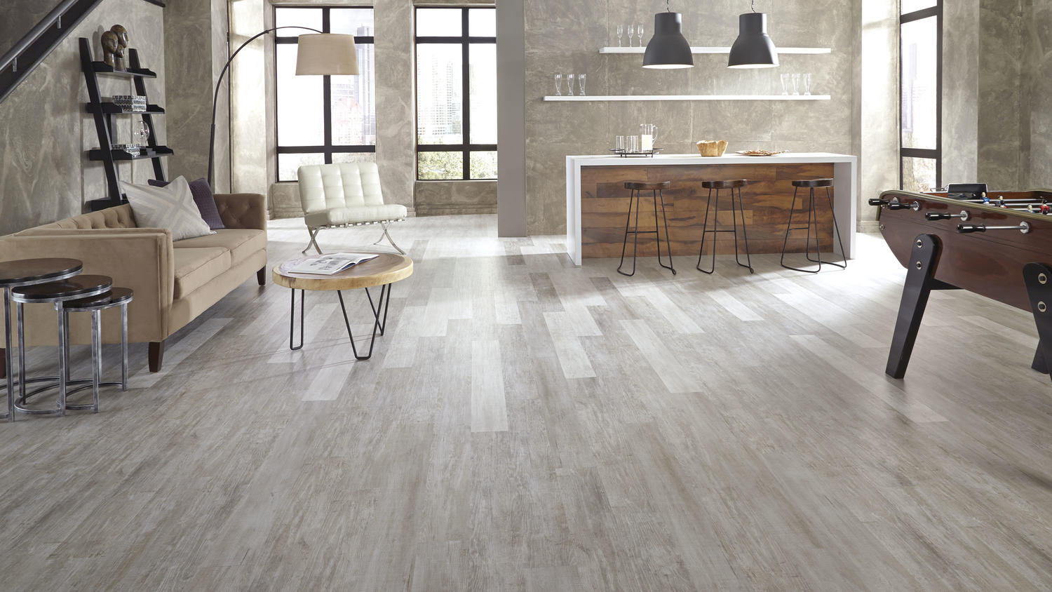 Luxury Vinyl Tiles and Planks PermaStone | Tarkett