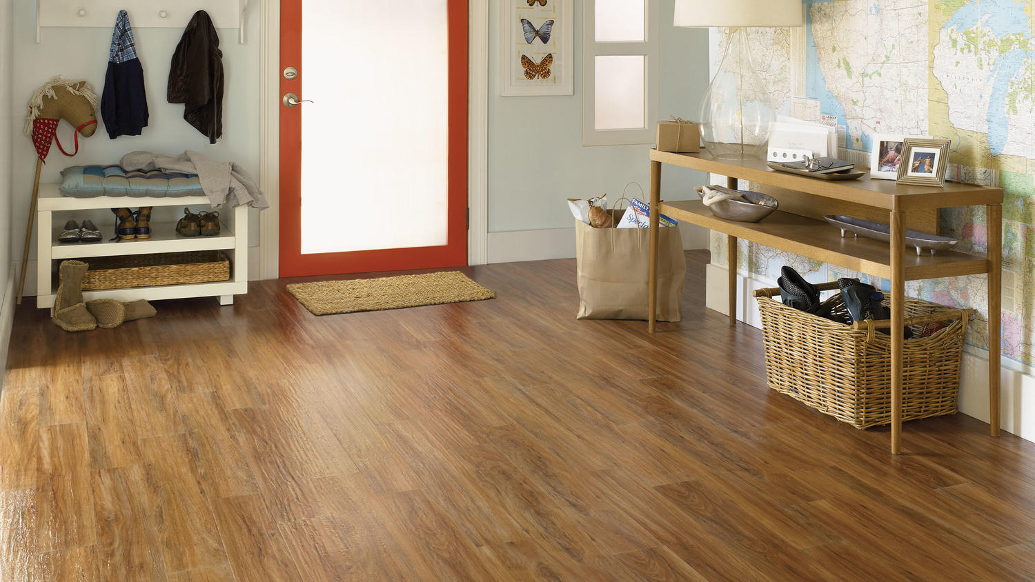 Luxury Vinyl Tiles and Planks Transcend™ Click | Tarkett
