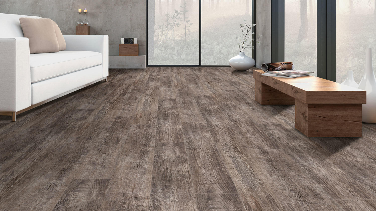 Luxury Vinyl Tiles and Planks Transcend™ SureSet™ | Tarkett