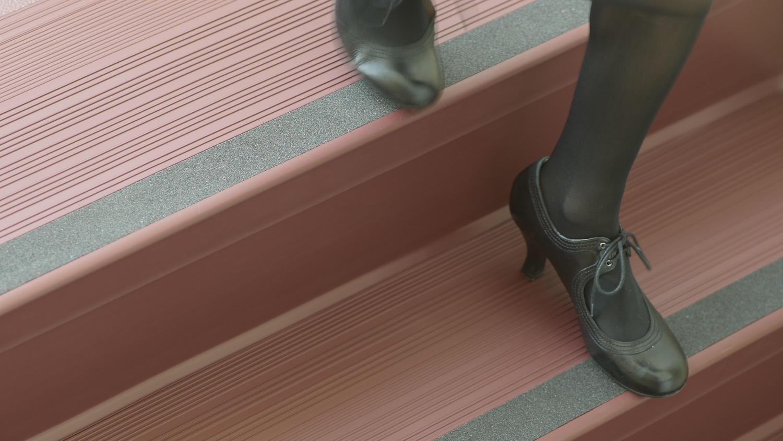 Vinyl Stair Treads