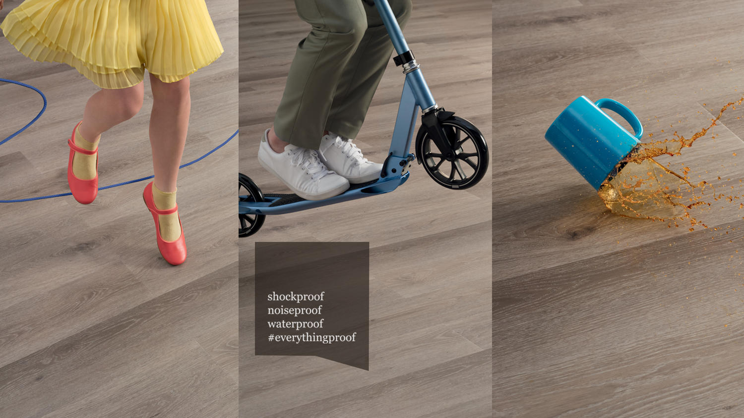 Starfloor Click Ultimate The Ultimate Vinyl Tile Flooring For Your - Click in place vinyl flooring