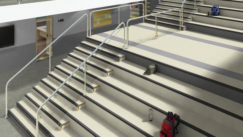 Znalezione obrazy dla zapytania tapiflex stairs