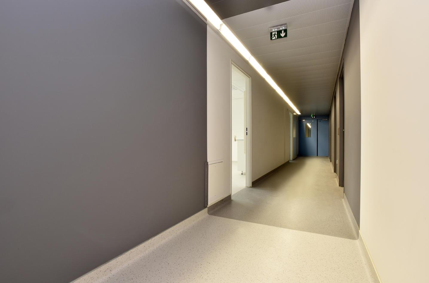 Les laboratoires INSERM