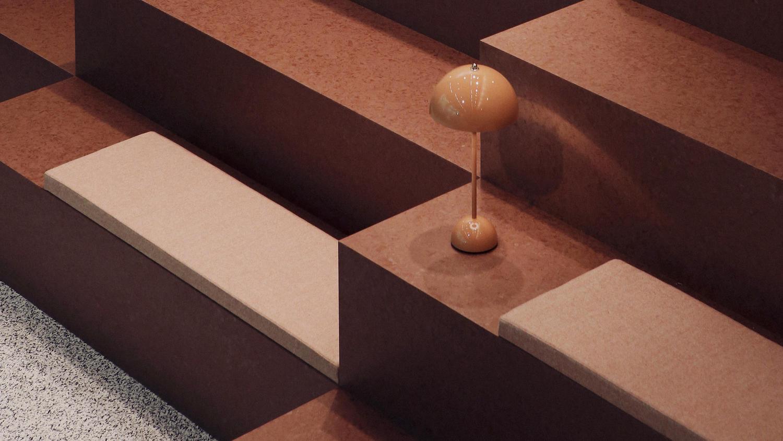 The Lookout - en formstark installation som visar på golvets möjligheter