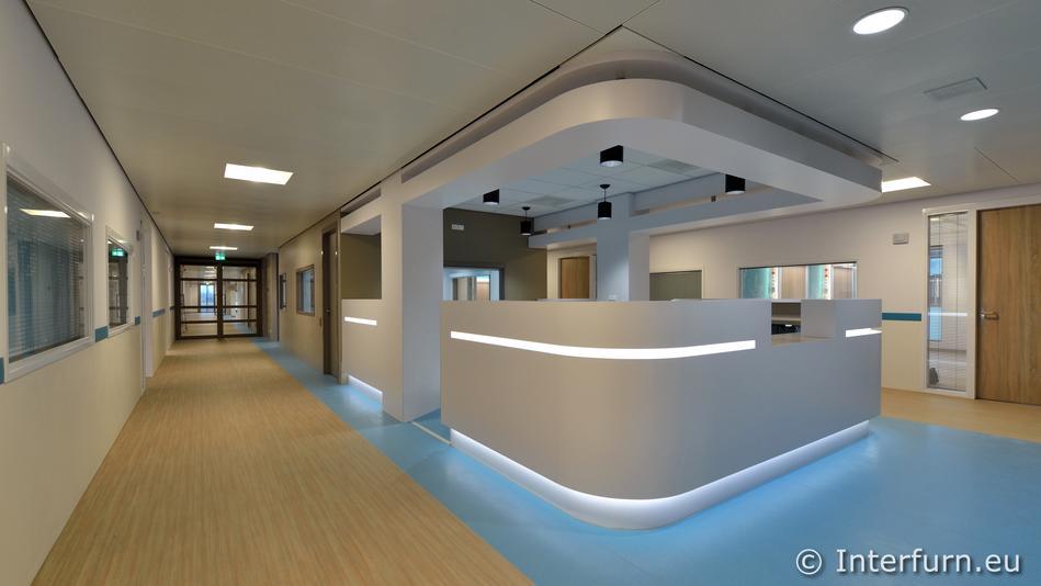 Ommelander Ziekenhuis, Scheemda