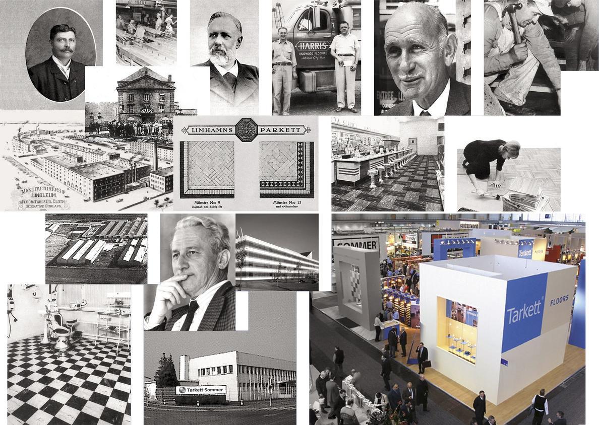 история развития компании