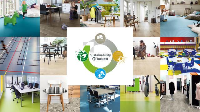 Estrategia de sostenibilidad Tarkett