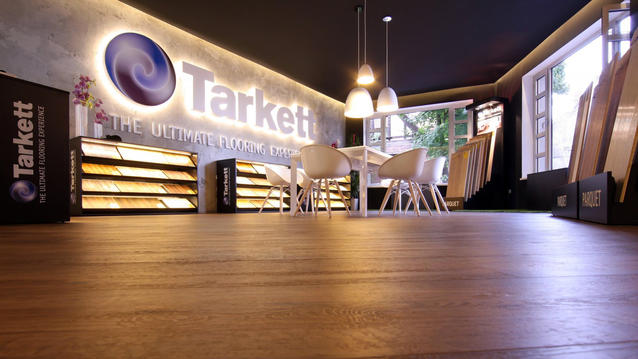 tarkett pour professionnels une exp rience unique du r vetement de sol. Black Bedroom Furniture Sets. Home Design Ideas