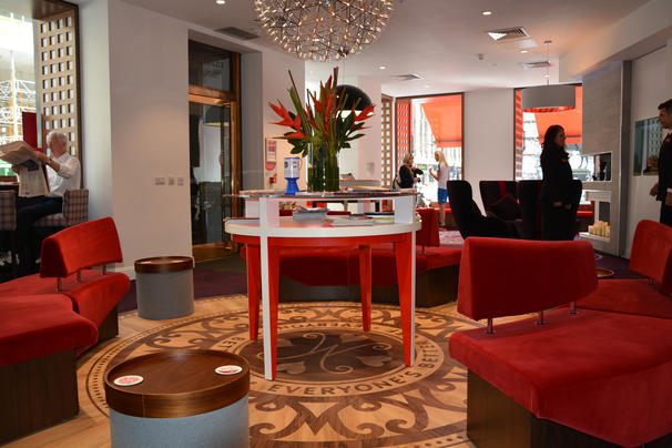Virgin Money Lounge