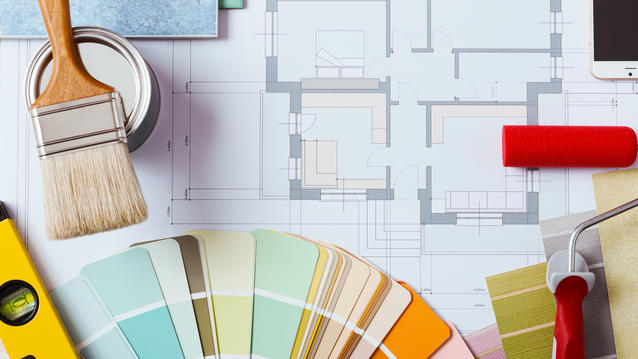 10 easy steps for a great interior design