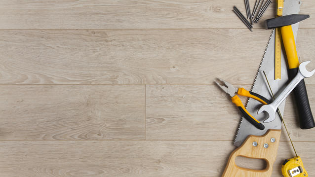 HOW TO INSTALL YOUR HARD FLOORING