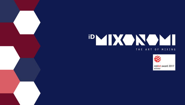 Red Dot Award-winning iD Mixonomi collection