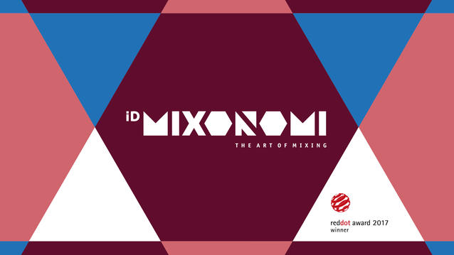 "iD Mixonomi – ""The Art of Mixing"""