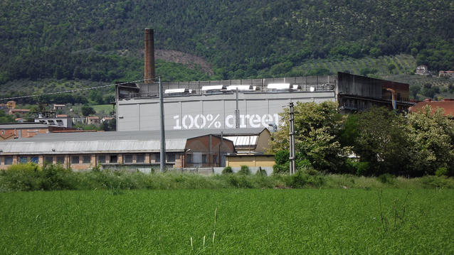 Sustainable production processes help fight global warming