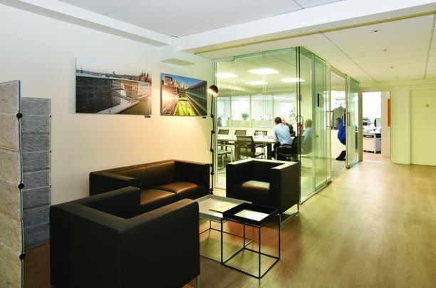 Rénovation des bureaux AE 75