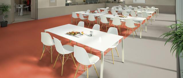 Kantine en cafetaria
