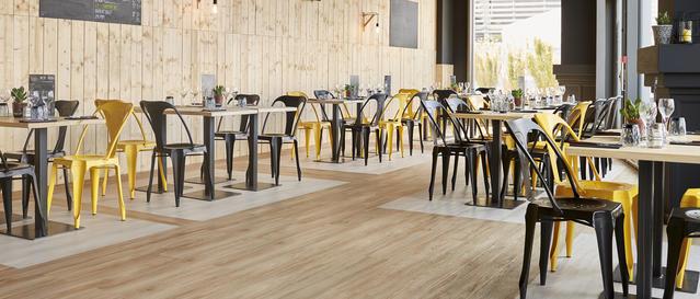 Restaurants, canteens & cafeterias