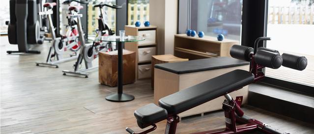 Prostorije za fitnes