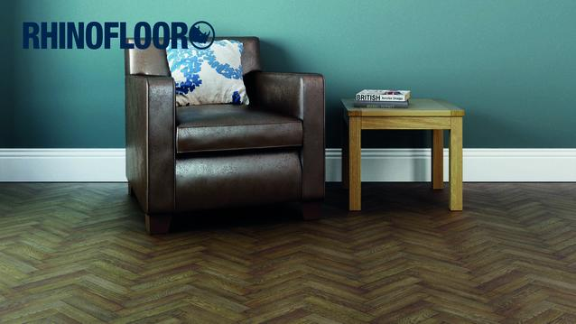 Create the stylish and inspirational home you desire with the new Rhinofloor collection