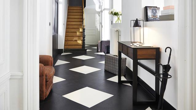 Los suelos vinilicos modulares de diseño aportan grandes ventajas e infinitas posibilidades de personalización