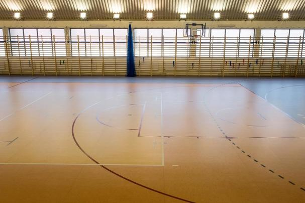 Hala Sportowa w Alwernii