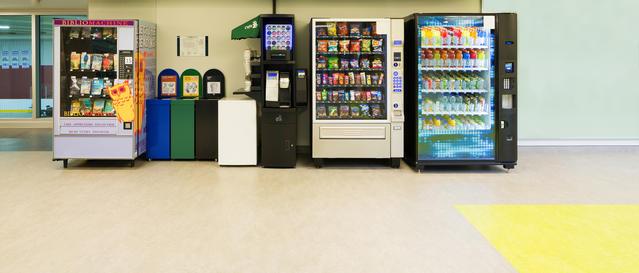 Vending Areas (b)