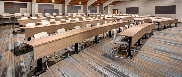 Classrooms/Lecture Halls
