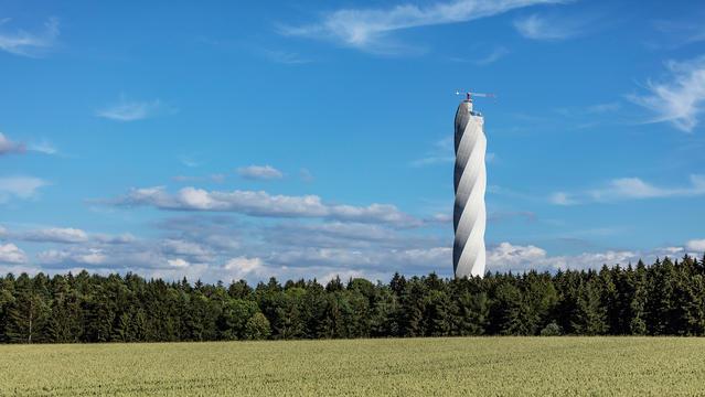 thyssenkrupp Testturm in Rottweil