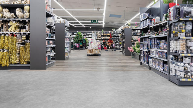 Le magasin La Foir'fouille d'Andrézieux-Bouthéon
