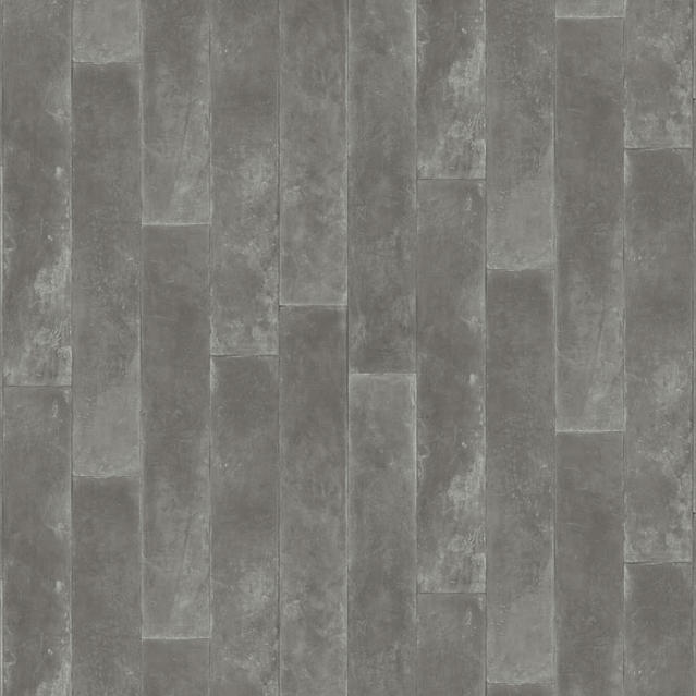 Polished Concrete Wood DARK GREY
