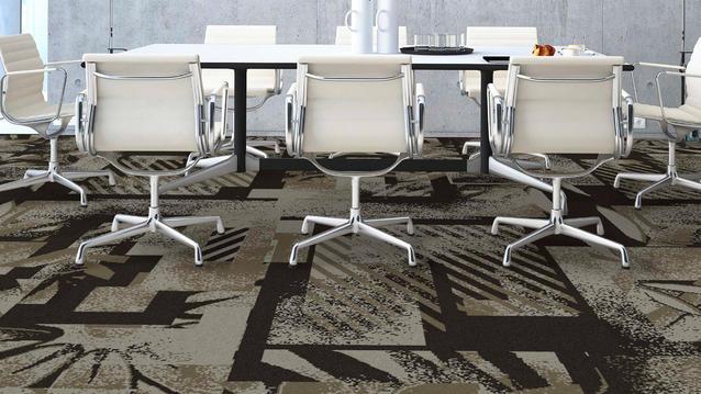 Custom Commercial Carpet